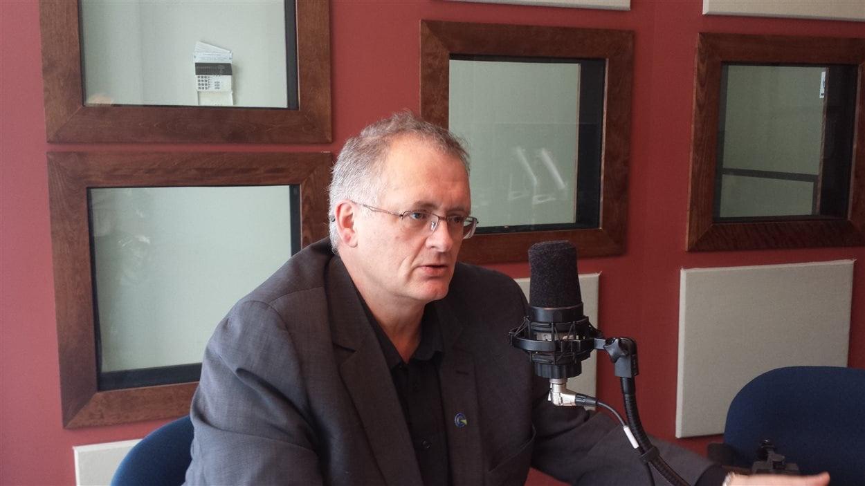 Gilles Chapadeau, Parti Québécois