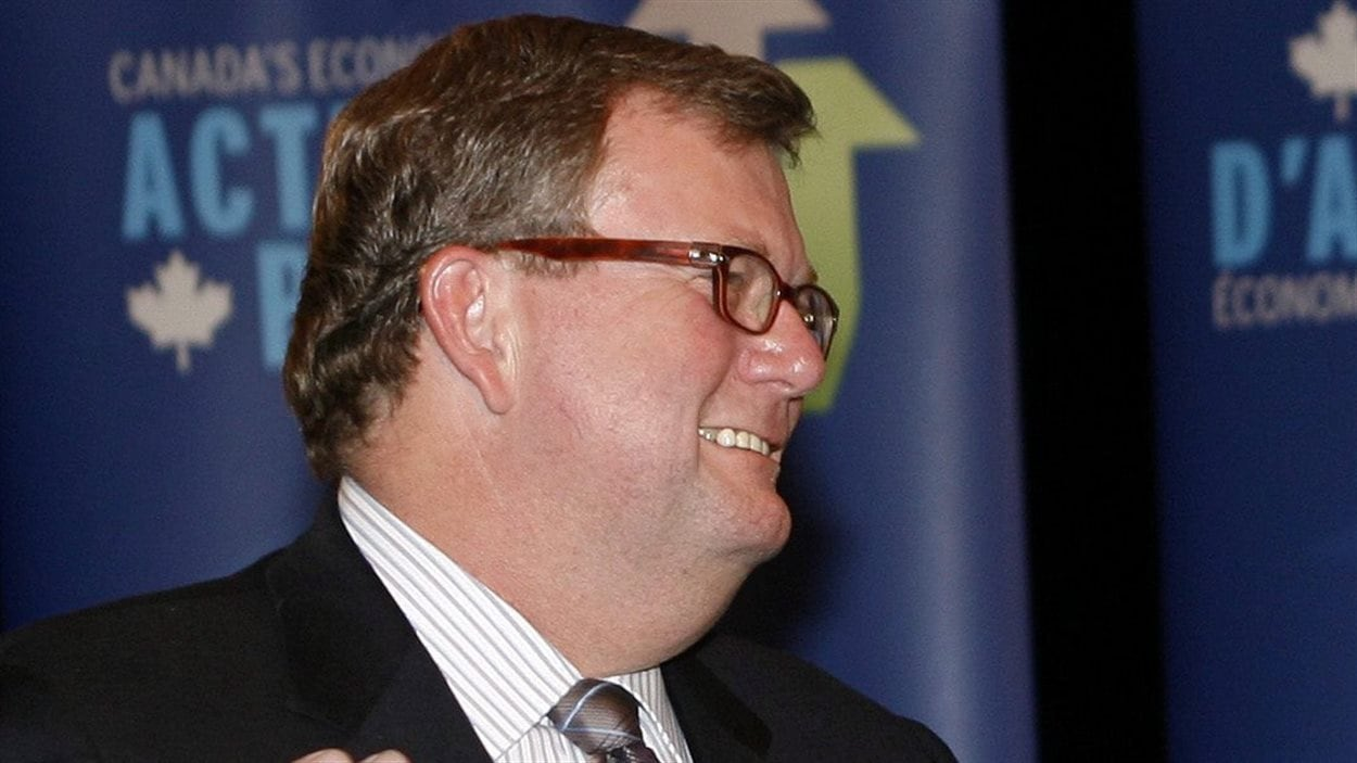 Le ministre d'État aux Sciences et à la Technologie, Ed Holder (archives)