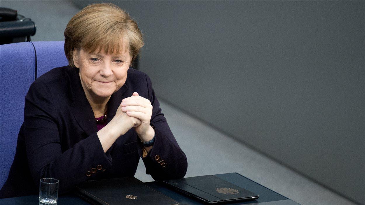 Il n'y a plus de G8, selon la chancelière allemande, Angela Merkel.