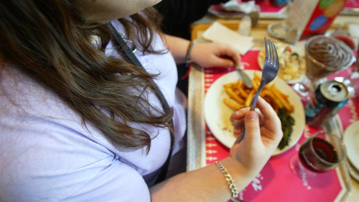 En 2009-2010, 21% des 15 à 29 ans ont indiqué faire de l'embonpoint et 9 % sont considérés comme obèses.