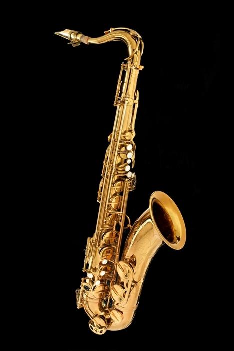 Le saxophone tenor Selmer Mark VI de John Coltrane.