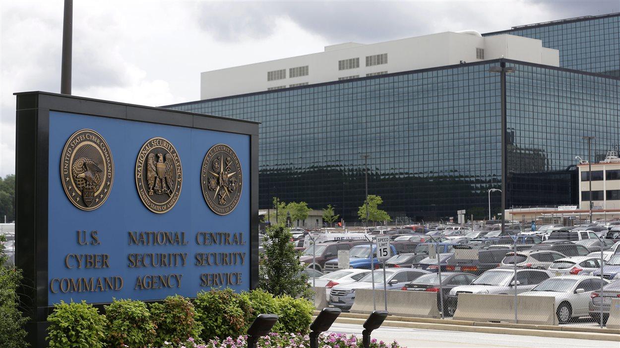 Les locaux de la NSA à Fort Meade, au Maryland.