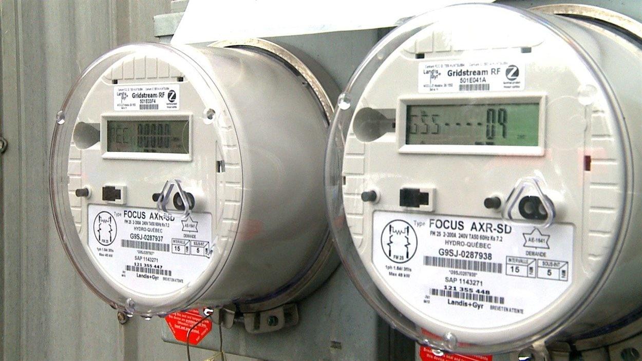 Plusieurs personnes se sont inquiétées de l'installation par Hydro-Québec de compteurs-émetteurs de radiofréquences.