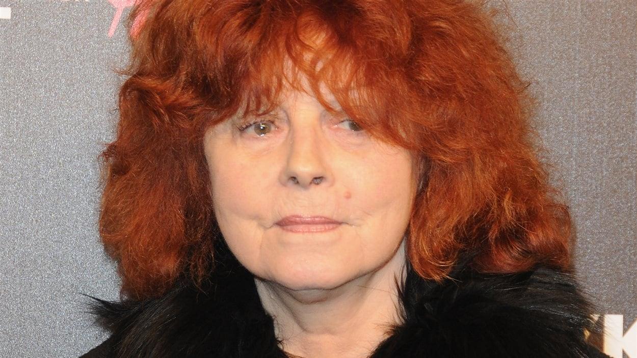 L'auteure Régine Deforges