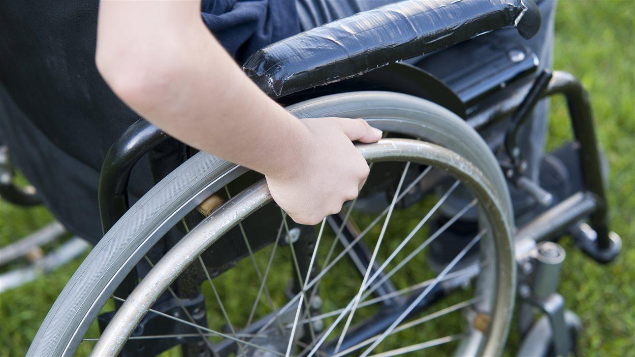 Paraplégique