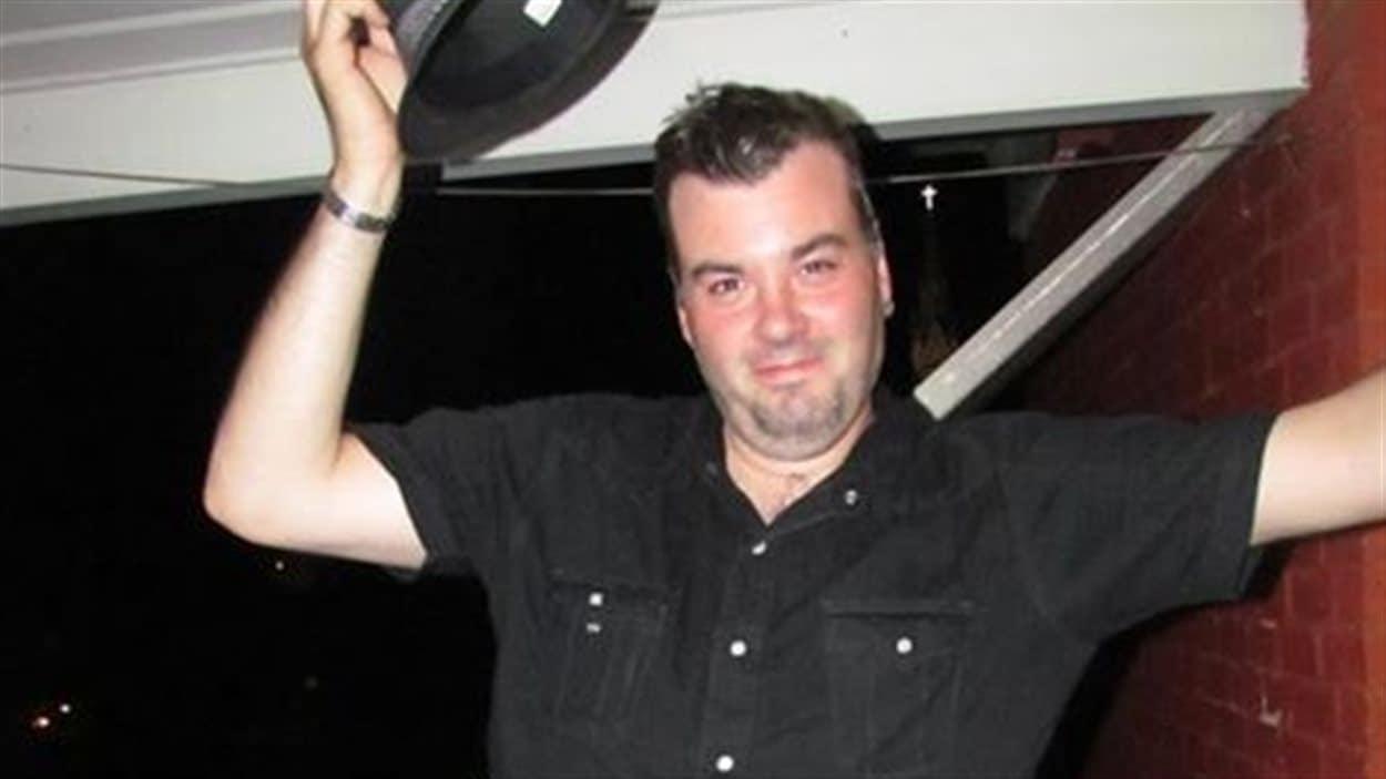 Jimmy Sirois, la 40e victime identifiée de la tragédie de Lac-Mégantic