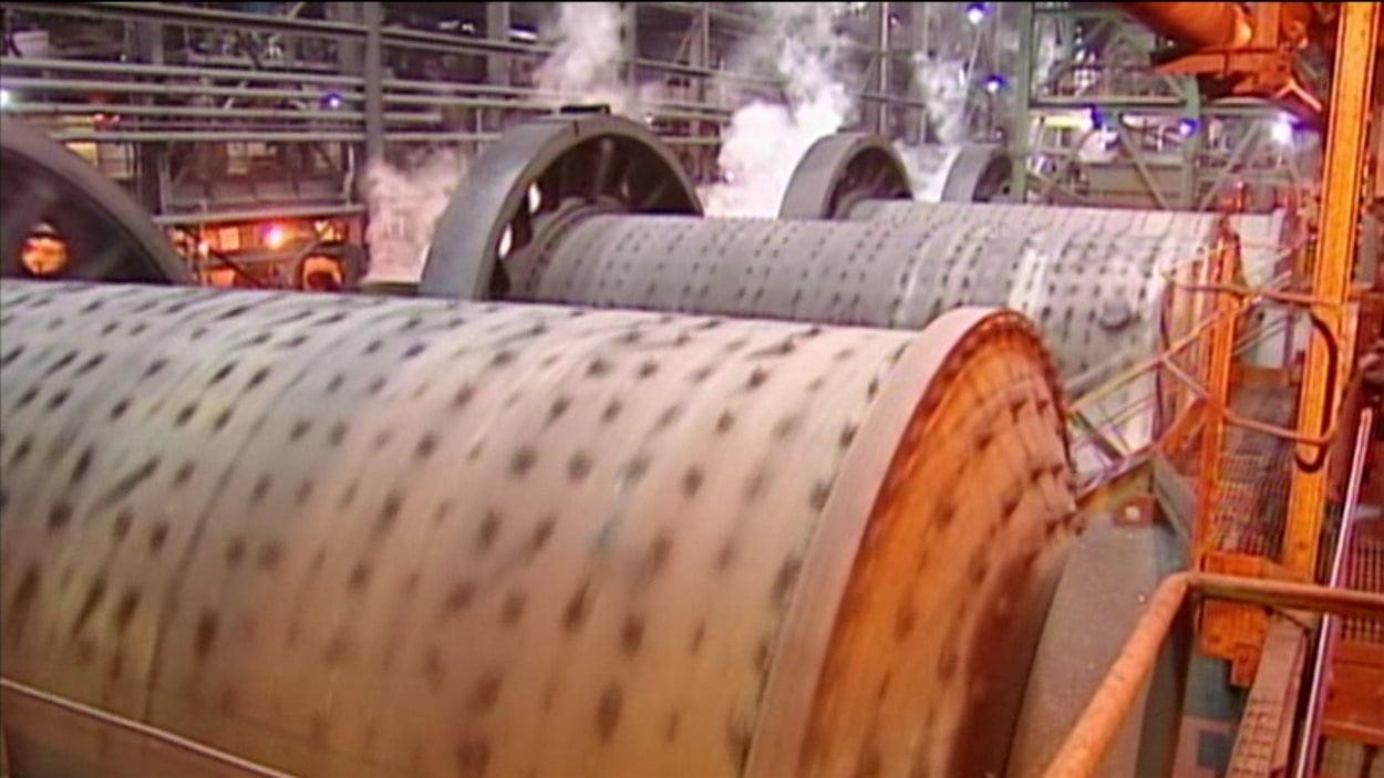 L'usine d'Arcelor Mittal