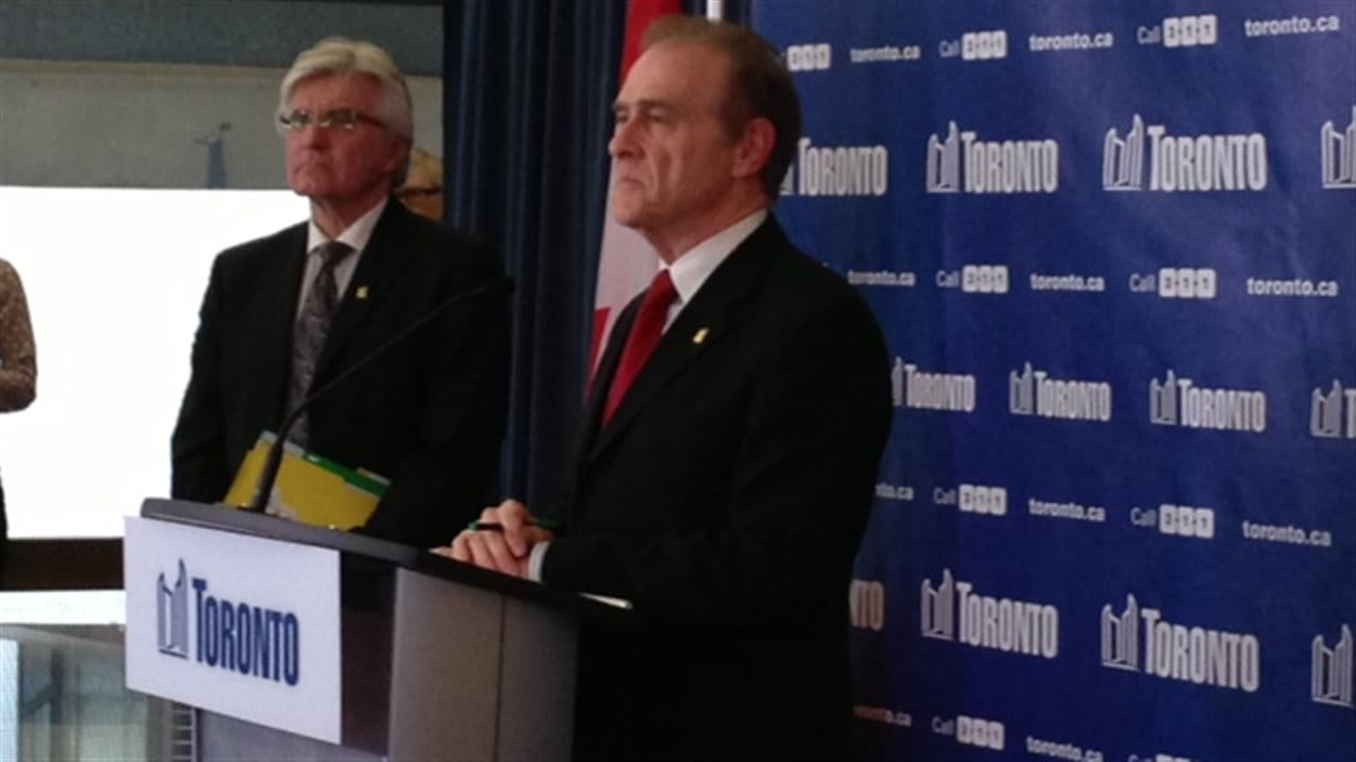 Norm Kelly, maire adjoint de Toronto