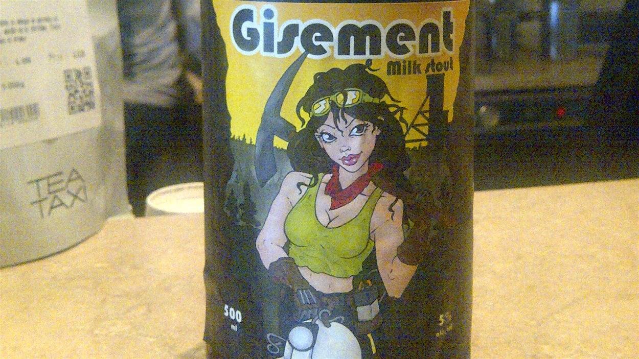 La bière le Gisement