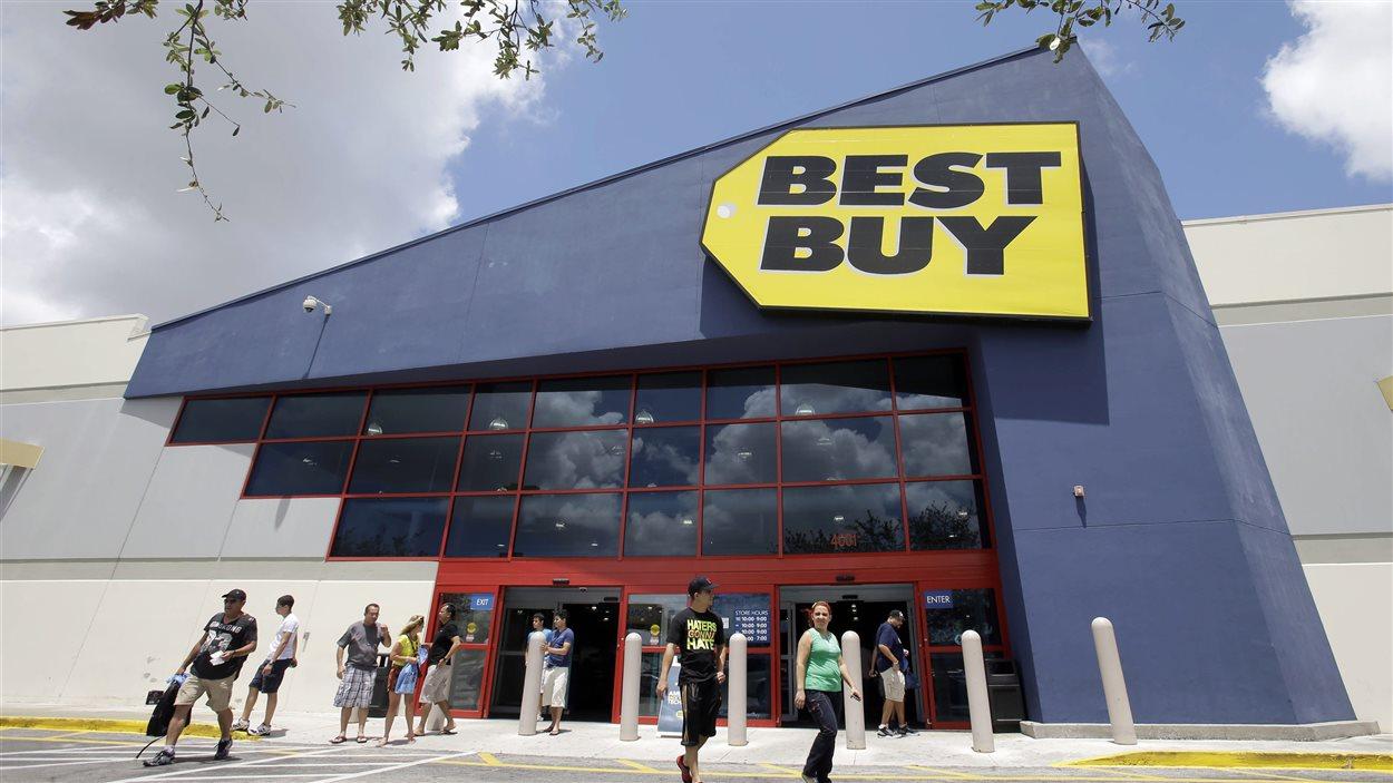 Un magasin Best Buy