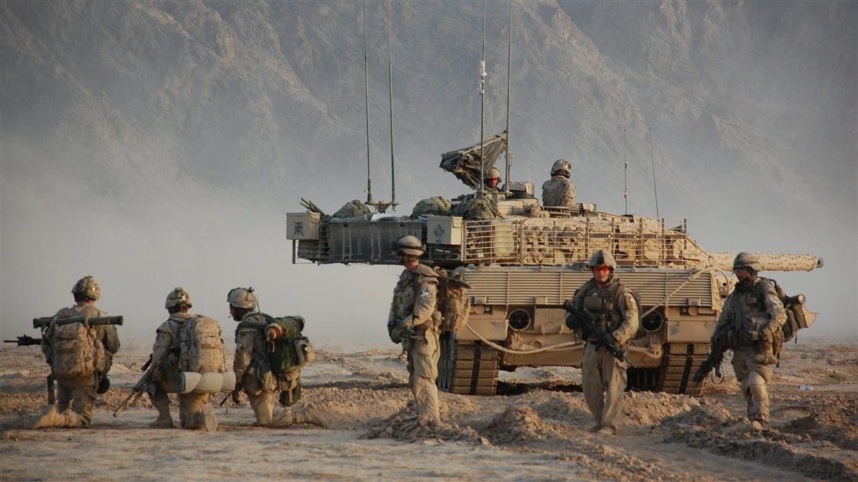 Militaires canadiens en Afghanistan, 26 mars 2010