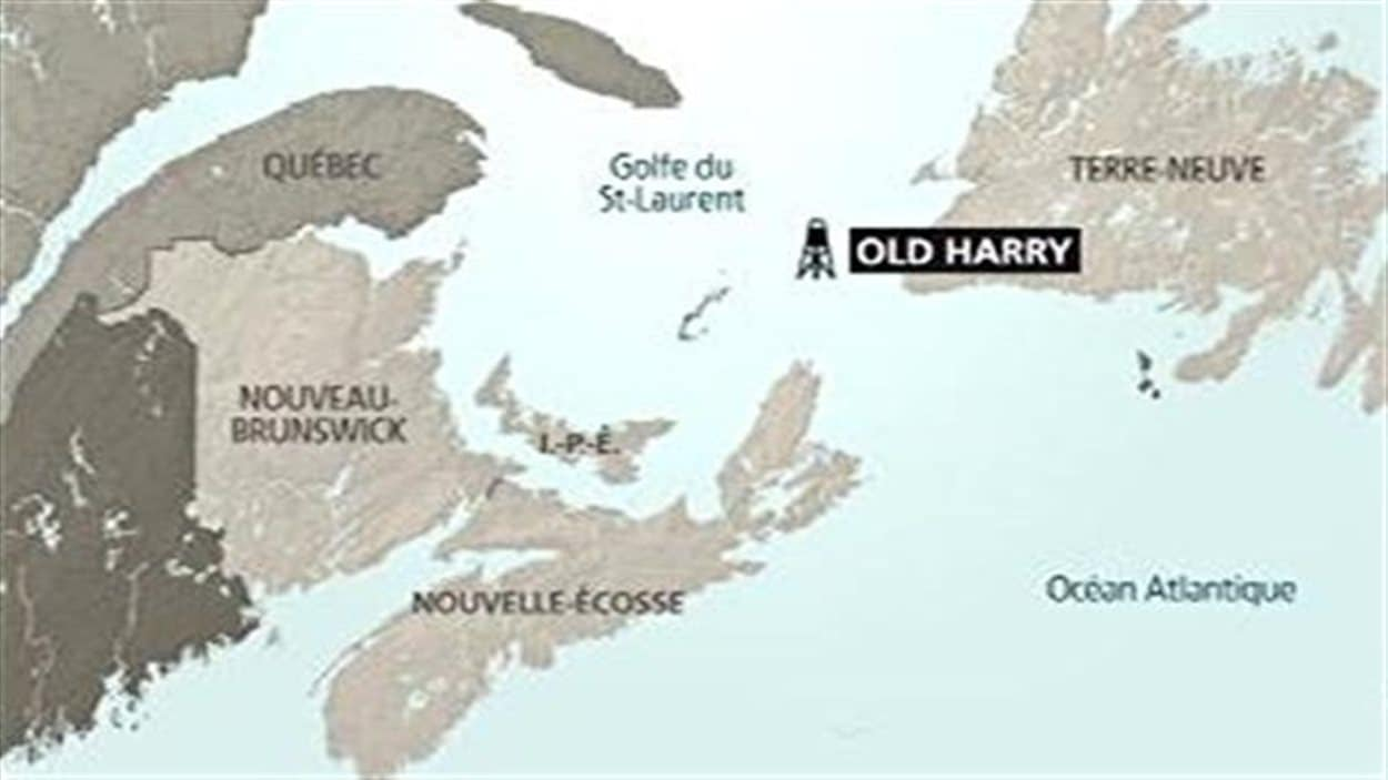 Gisement sous-marin d'Old-Harry