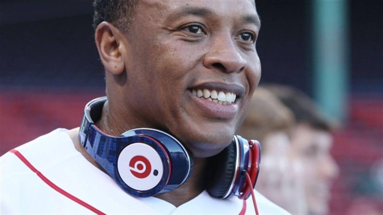 Le rappeur Dr. Dre