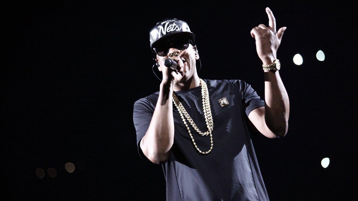 Le rappeur américain Jay-Z