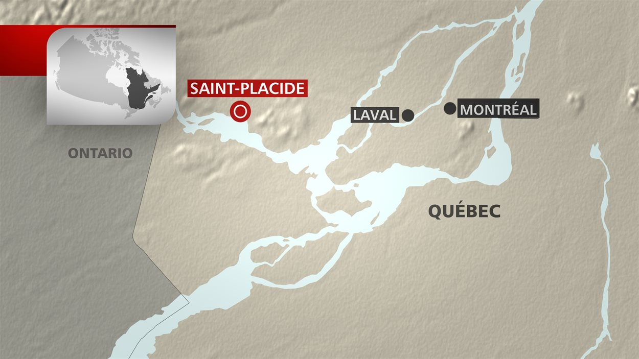 Deux pêcheurs sont morts dans les eaux du lac des Deux-Montagnes, près de Saint-Placide