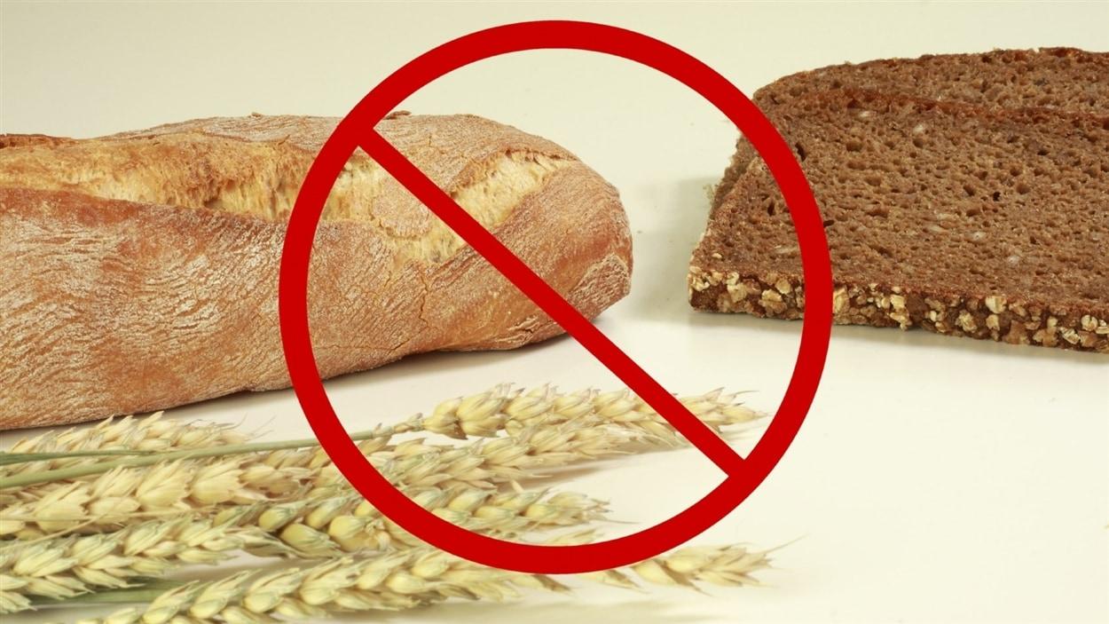 Du pain sans gluten