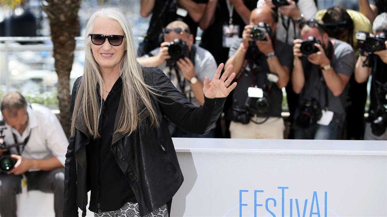 La présidente du jury du 67e Festival de Cannes, la Néo-Zélandaise Jane Campion