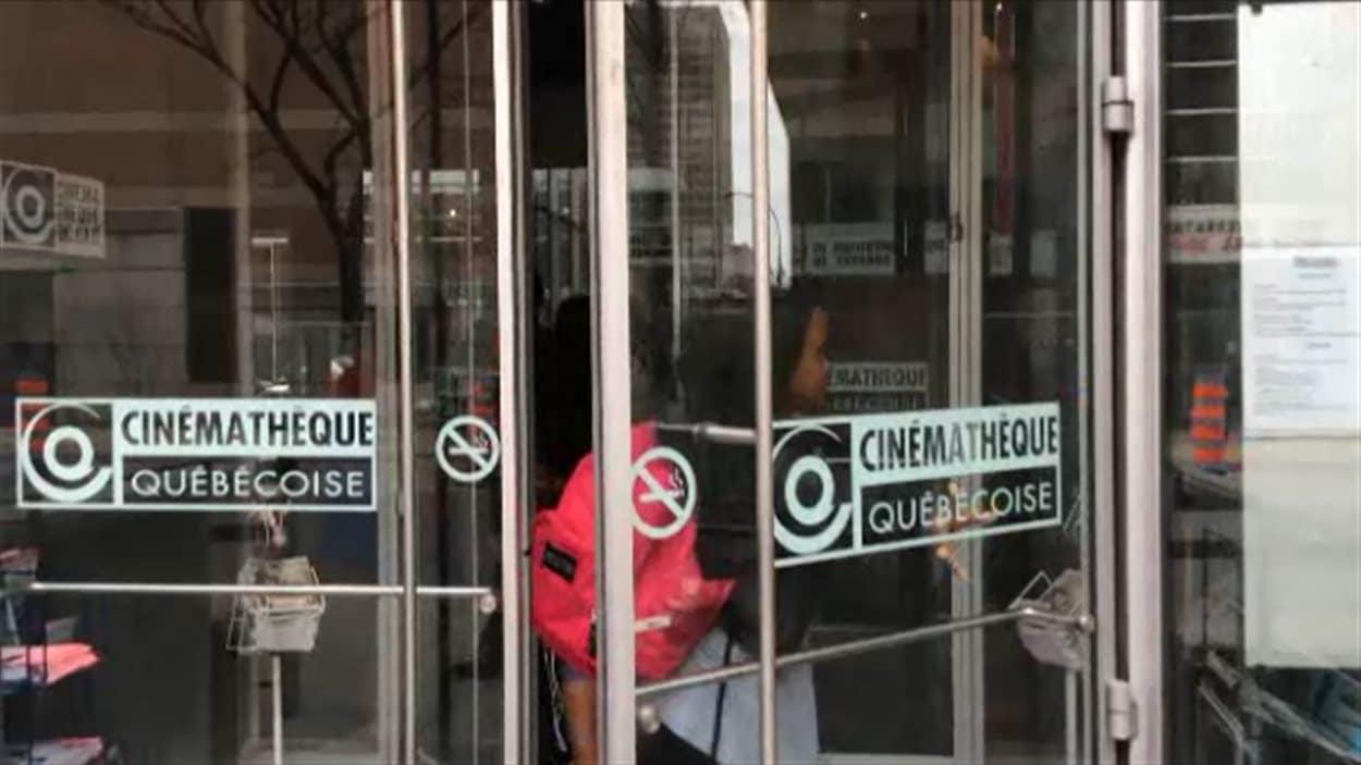 Bienvenue à la Cinémathèque québécoise!