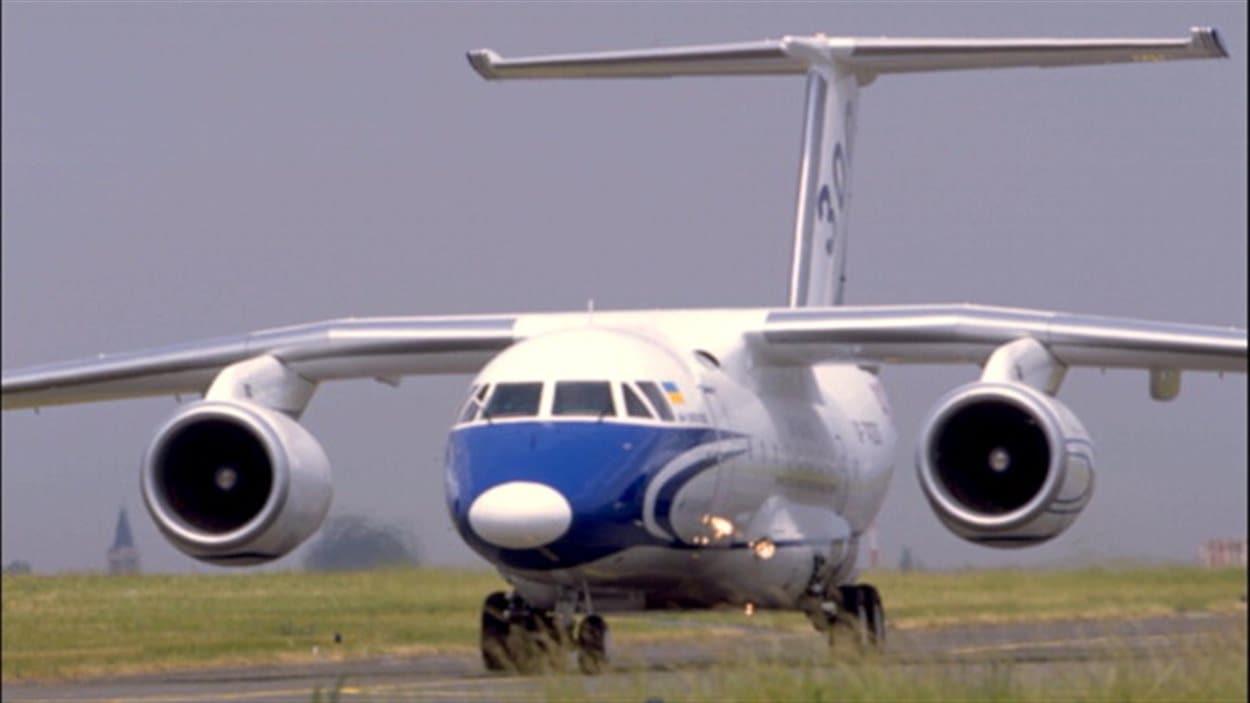 Antonov AN-74 (archives)