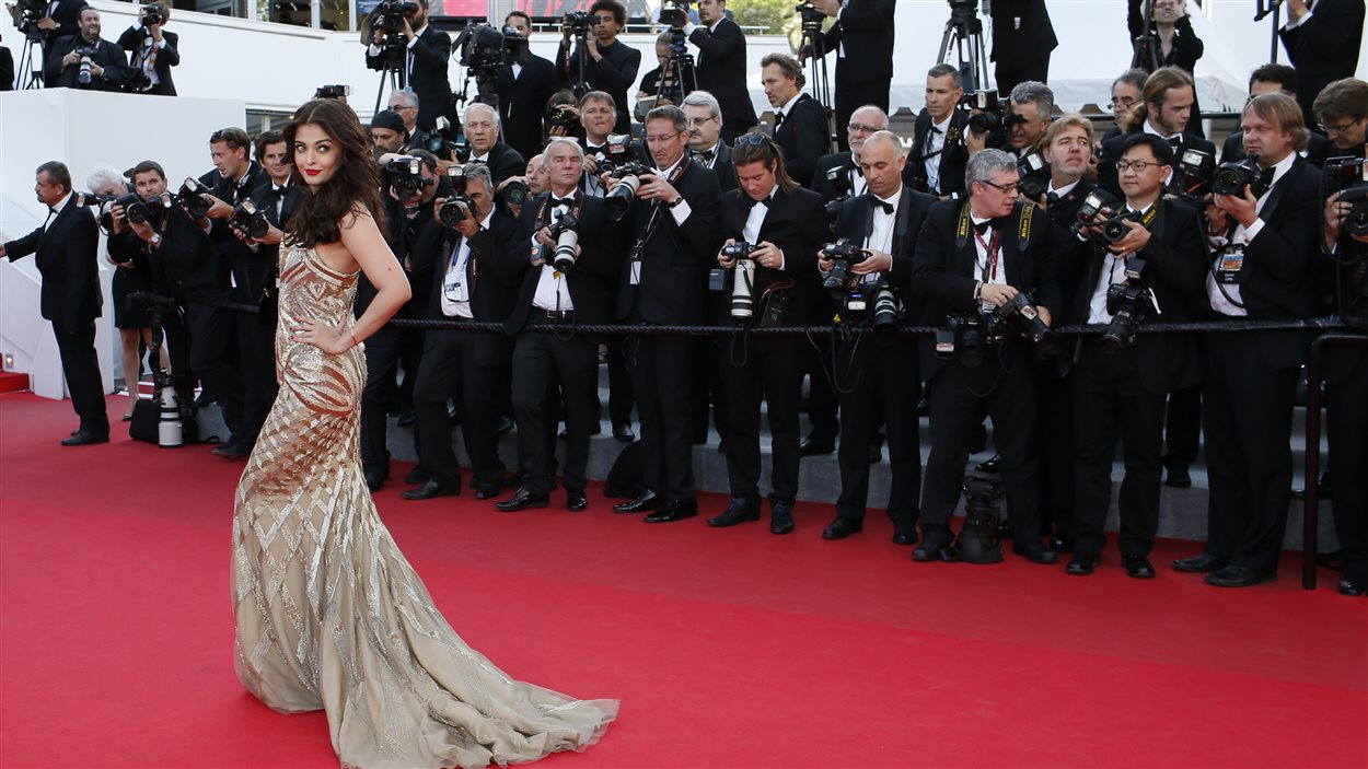 L'actrice Aishwarya Rai Bachchan