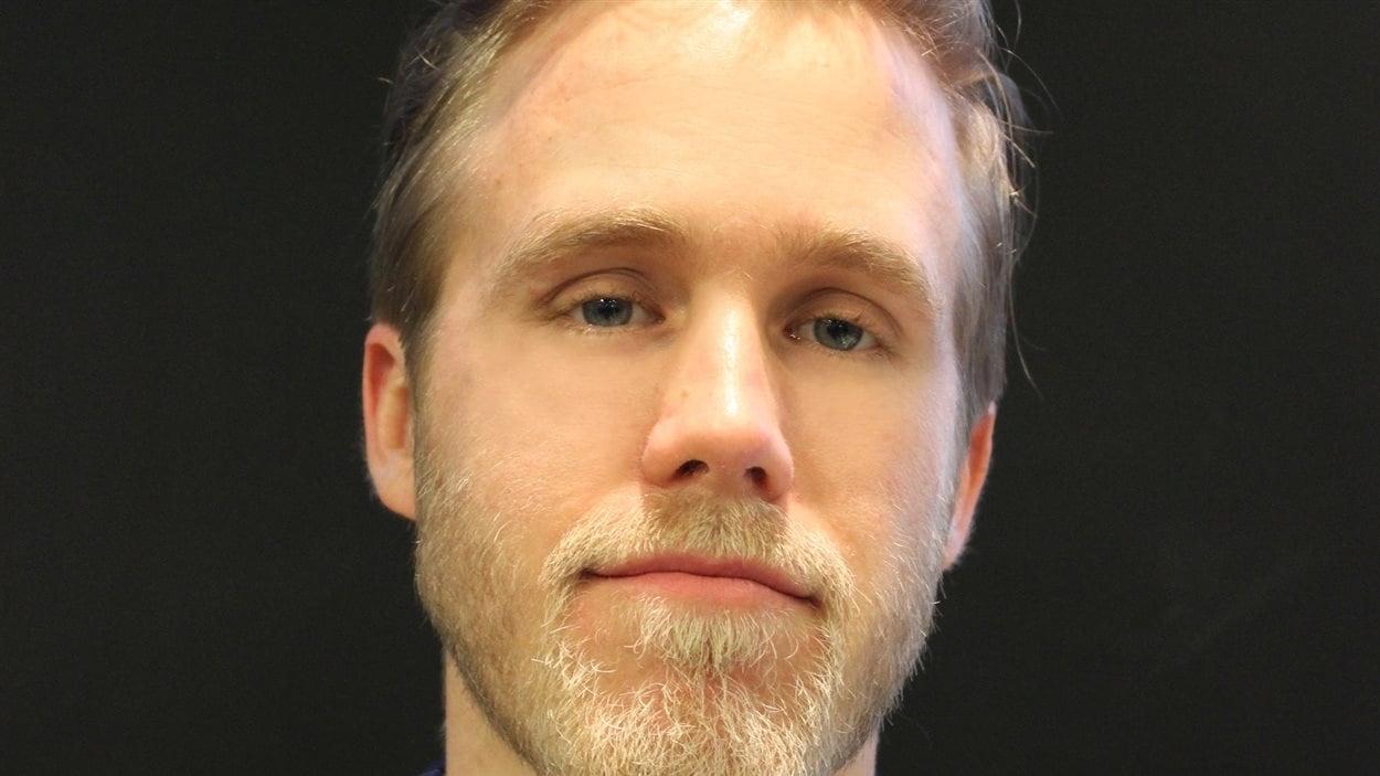 L'auteur Benoit Vachon