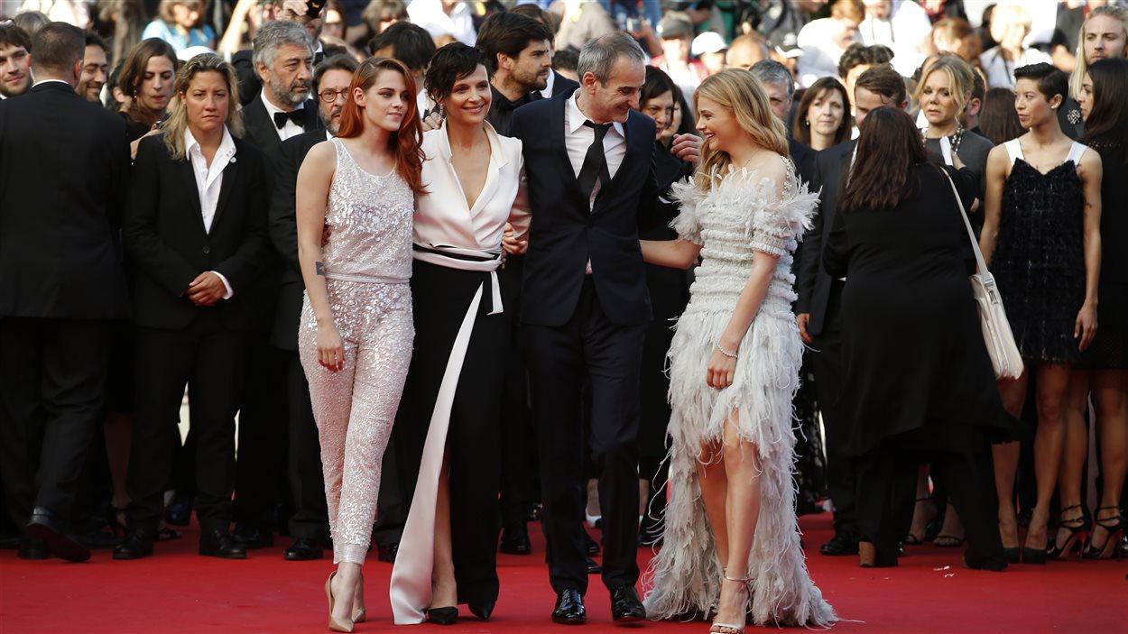 Jour 10 - Tapis rouge du film Sils Maria au Festival de Cannes