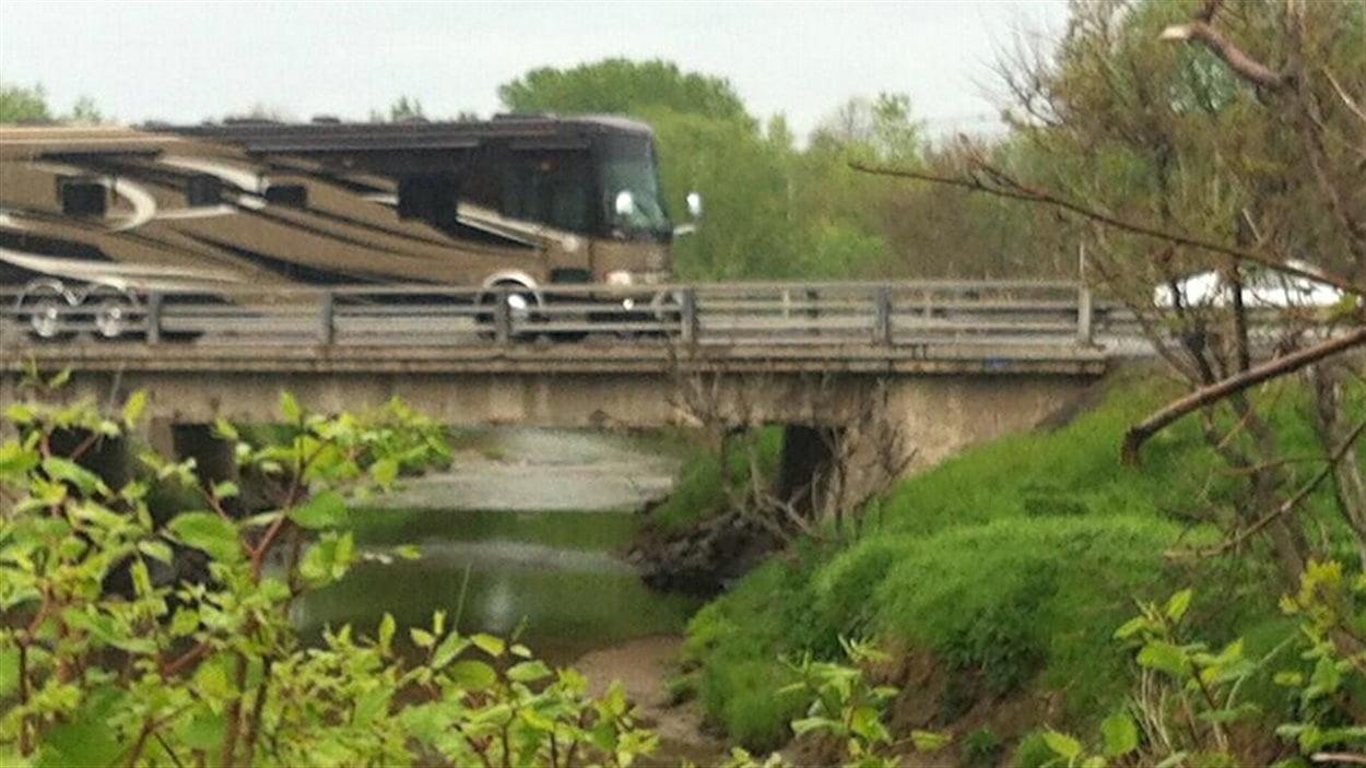 Les deux ponts sur la rivière Lorette seront reconstruits