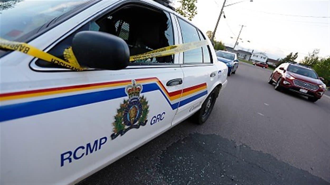 Fusillade à Moncton : photos de Daniel St-Louis photographe professionnel de Moncton