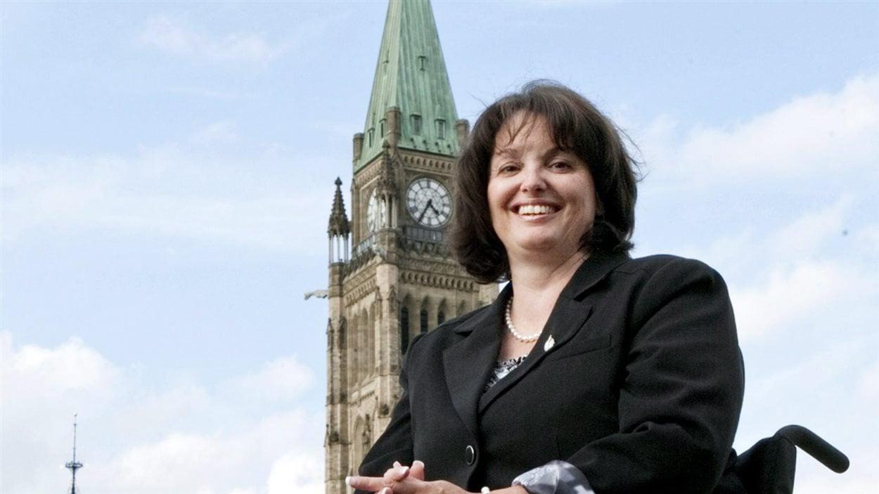 La députée néo-démocrate de Montcalm, Manon Perreault