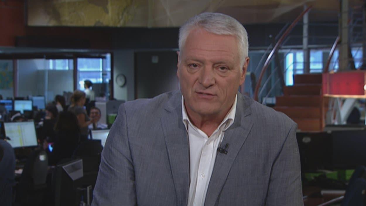 Pierre Craig, président de la FPJQ