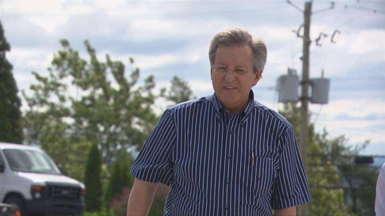 Jean Tremblay, maire de Saguenay