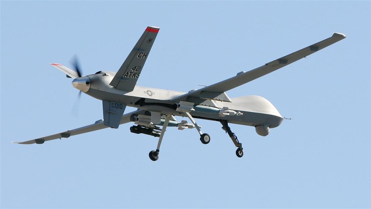 Les États-Unis ont autorisé les premiers vols civils de drones au-dessus de la terre