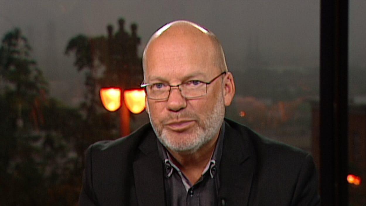 Marc Ranger, de la Coaltion syndicale pour la libre négociation.