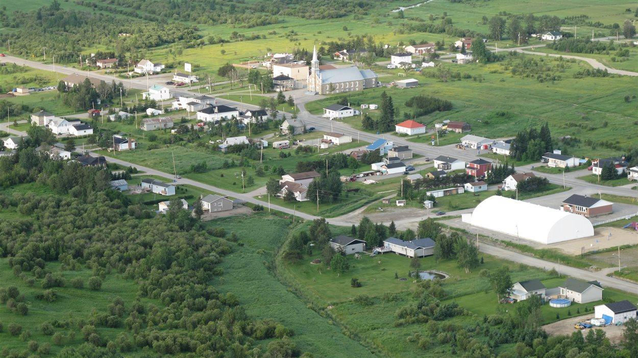 Ville de La Corne, en Abitibi-Témiscamingue