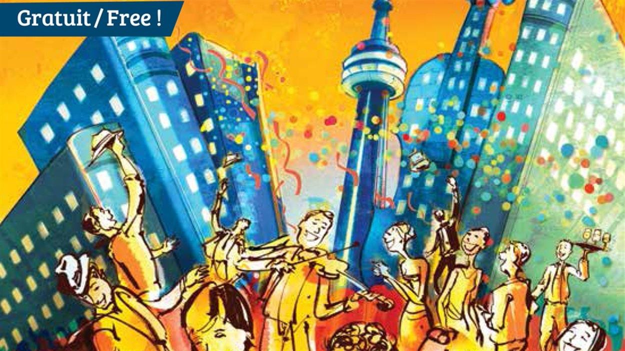 La Franco-Fête a lieu du 4-6 juillet cette année