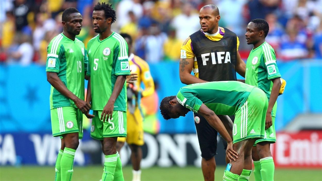 Pas facile pour les Nigérians...