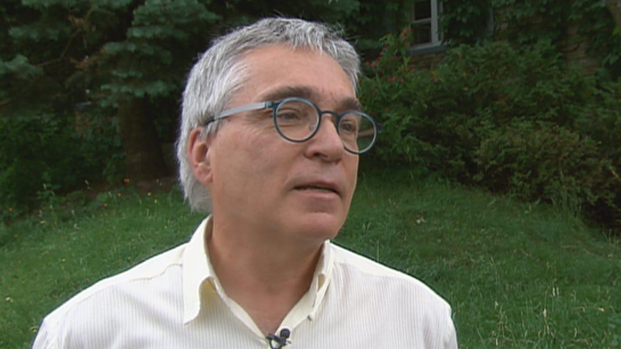 Emmanuel Garon raconte que son frère était un homme fidèle qui ne trahissait pas ses convictions.