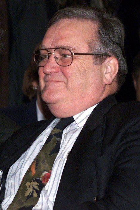 Jean Garon, ancien ministre de l'Agriculture dans le gouvernement péquiste de René Lévesque