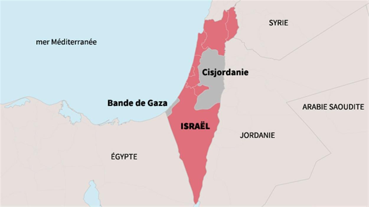 dissertation conflit israelo palestinien