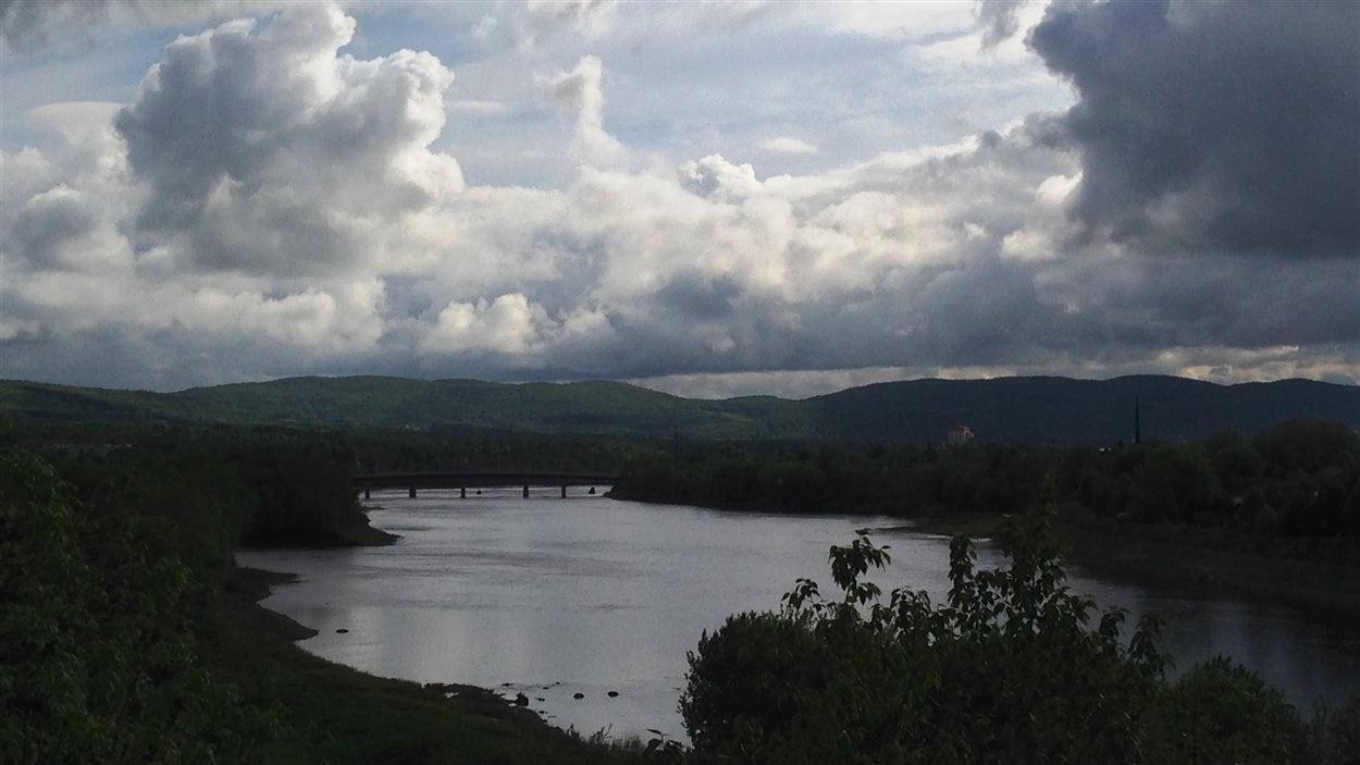 Le fleuve Saint-Jean
