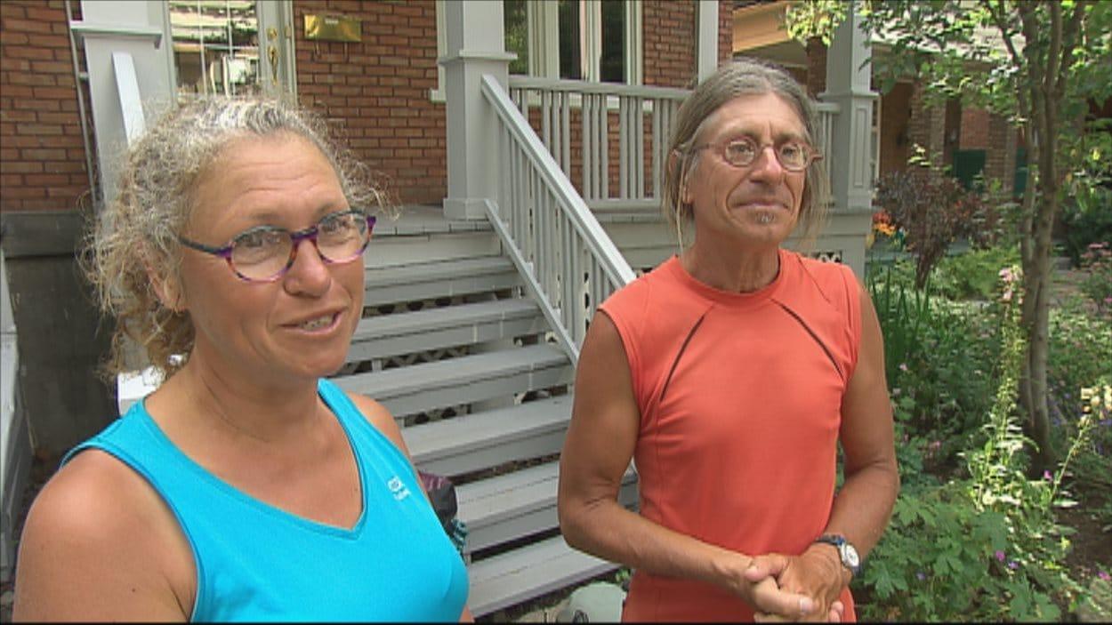 Isabelle et Bruno Frébourg parcourent le monde à vélo