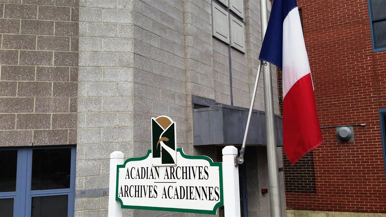 Les Archives acadienne de l'Université du Maine à Fort Kent