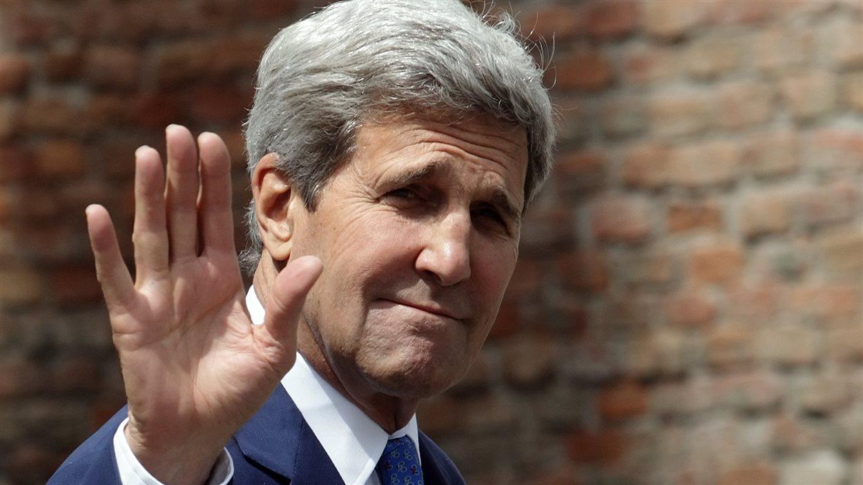 Le secrétaire d'État américain, John Kerry, s'est proposé pour agir à titre de médiateur entre Israël et le Hamas.