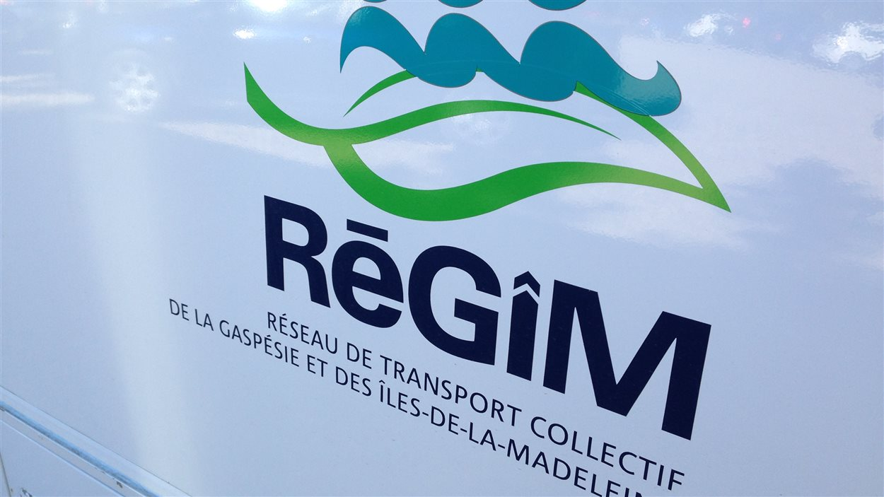 Regim, réseau de transport collectif de la Gaspési