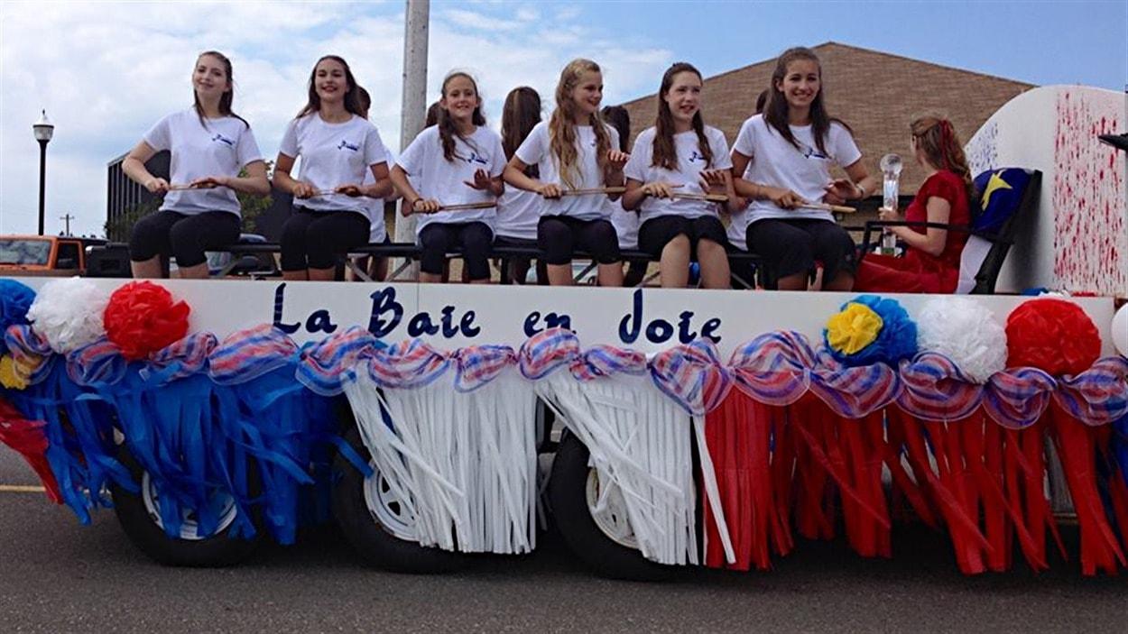 Le Festival acadien de Clare 2014
