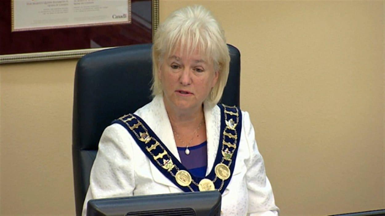 La mairesse de Brampton, Susan Fennell