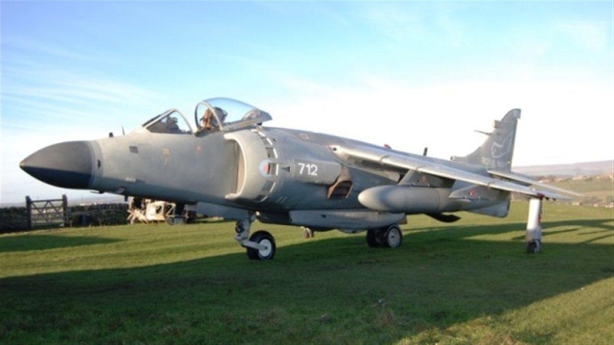Le Sea Harrier FA2 en vente sur Kijiji