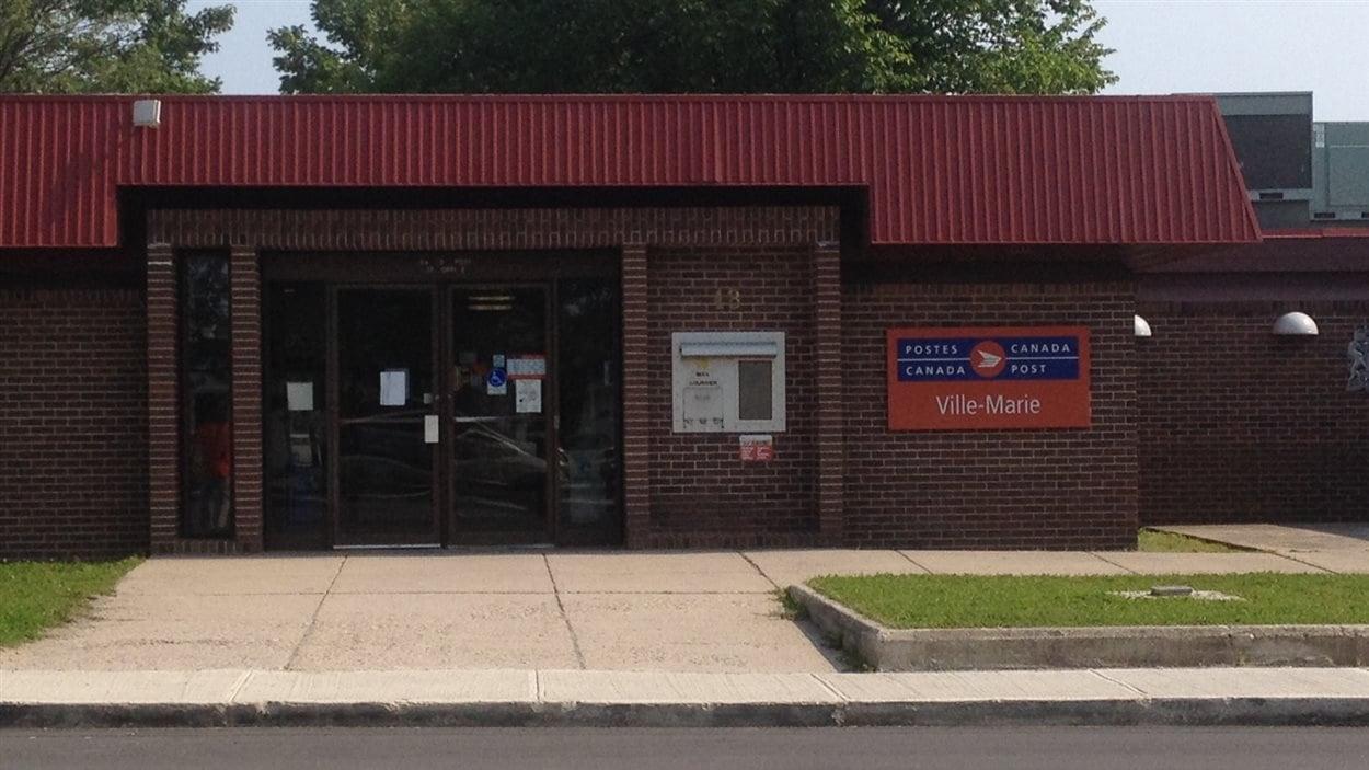 Postes canada : le bureau de poste de ville marie réduit ses heures