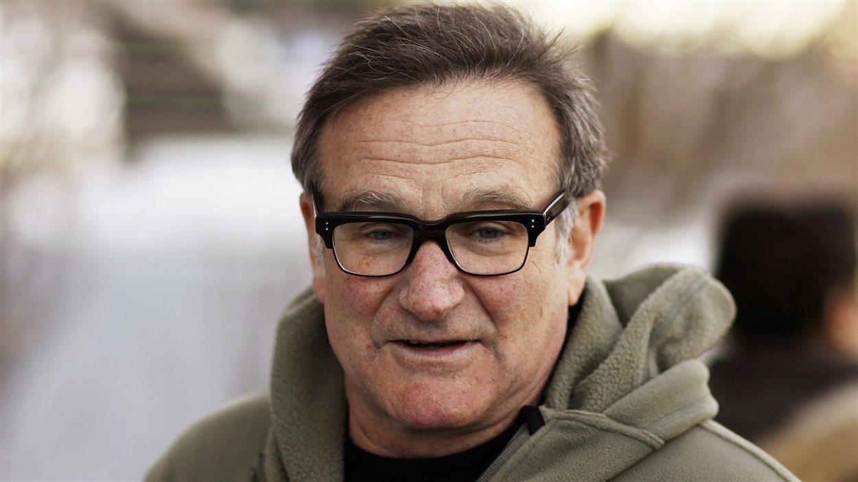 Robin Williams au Festival du film de Sundance en 2009.
