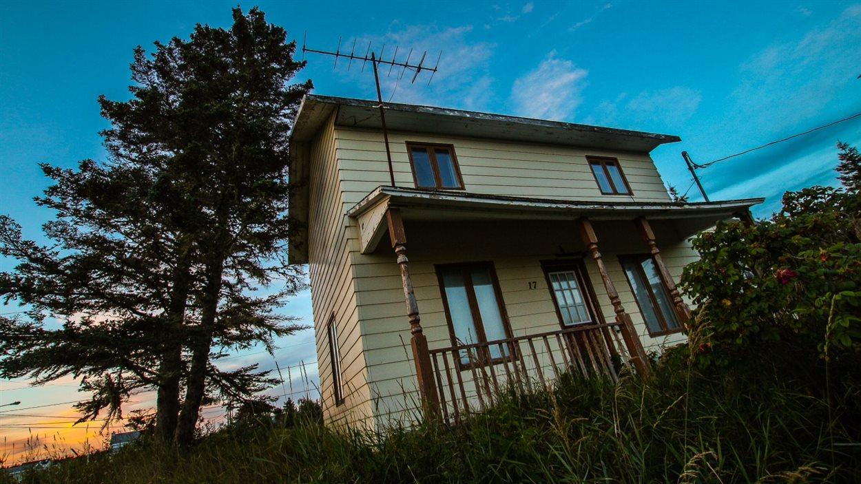 La Maison Gilles Vigneault à Natashquan